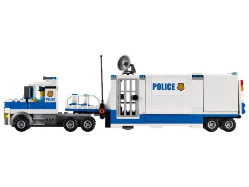 Конструктор LEGO City 60139 Мобильный командный центр, вид 9