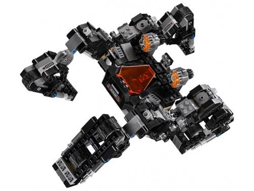 Конструктор LEGO DC Super Heroes 76086 Сражение в туннеле, вид 1