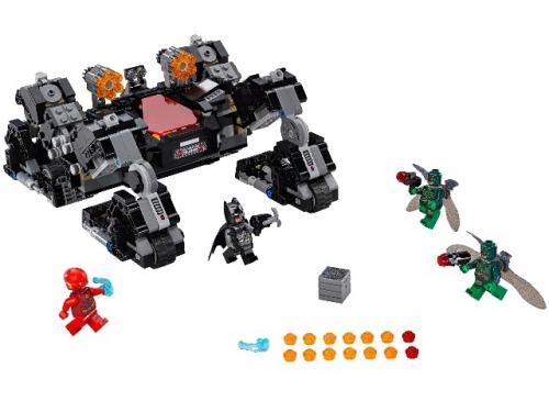 Конструктор LEGO DC Super Heroes 76086 Сражение в туннеле, вид 2