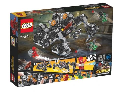 Конструктор LEGO DC Super Heroes 76086 Сражение в туннеле, вид 5
