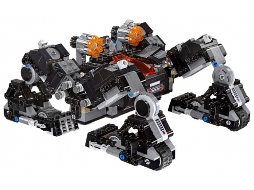 Конструктор LEGO DC Super Heroes 76086 Сражение в туннеле, вид 9