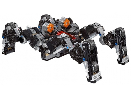 Конструктор LEGO DC Super Heroes 76086 Сражение в туннеле, вид 11