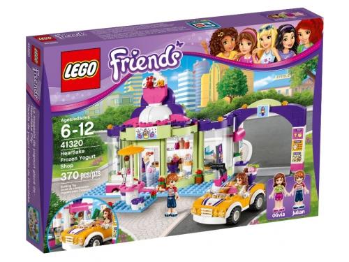 Конструктор LEGO Friends 41320 Магазин замороженных йогуртов, вид 2