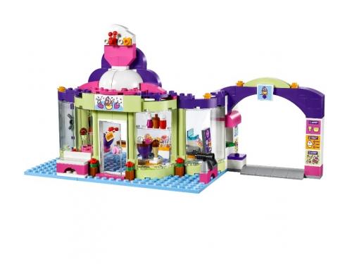 Конструктор LEGO Friends 41320 Магазин замороженных йогуртов, вид 4