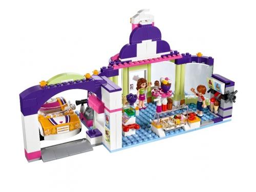 Конструктор LEGO Friends 41320 Магазин замороженных йогуртов, вид 5
