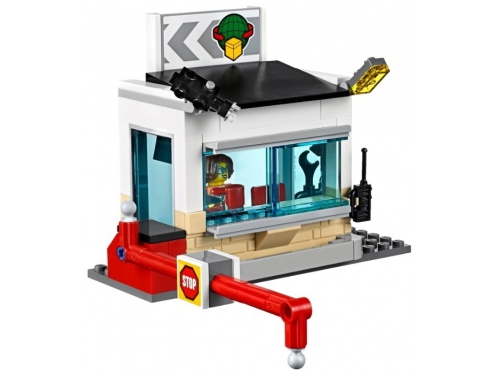 Конструктор LEGO City 60169 Грузовой терминал, вид 1