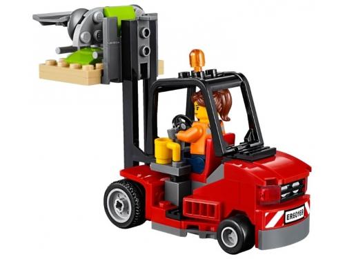 Конструктор LEGO City 60169 Грузовой терминал, вид 5
