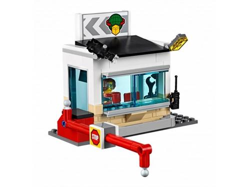 Конструктор LEGO City 60169 Грузовой терминал, вид 7