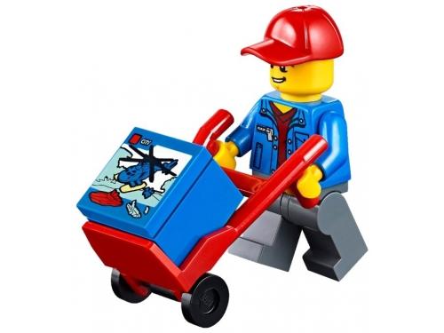 Конструктор LEGO City 60169 Грузовой терминал, вид 14