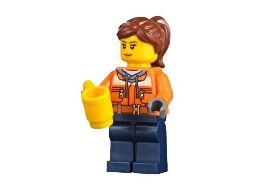 Конструктор LEGO City 60169 Грузовой терминал, вид 17