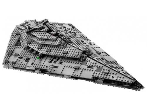 Конструктор LEGO Звёздные войны 75190 Звездный разрушитель Первого Ордена, вид 1