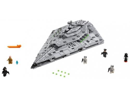 Конструктор LEGO Звёздные войны 75190 Звездный разрушитель Первого Ордена, вид 3