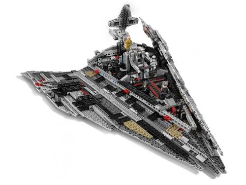 Конструктор LEGO Звёздные войны 75190 Звездный разрушитель Первого Ордена, вид 6