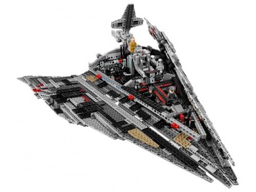 Конструктор LEGO Звёздные войны 75190 Звездный разрушитель Первого Ордена, вид 7