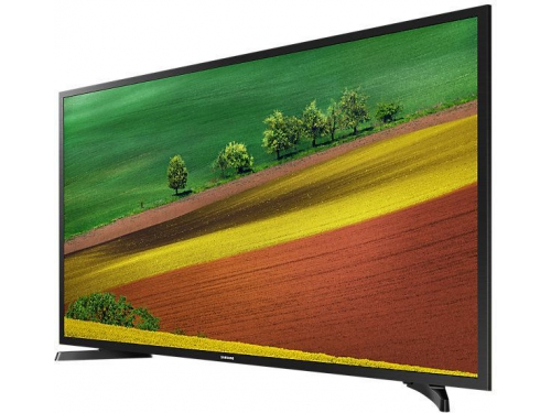 телевизор Samsung UE32N4000 (32'', HD), чёрный, вид 1