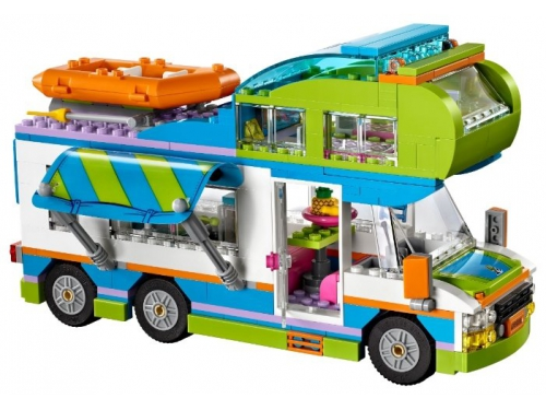 Конструктор Lego Friends 41339 Фургон Мии, вид 1