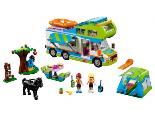 Конструктор Lego Friends 41339 Фургон Мии, вид 2