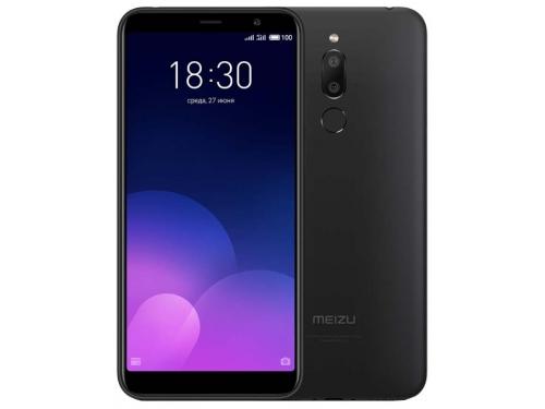 Смартфон Meizu M6T 2/16Gb, черный, вид 1