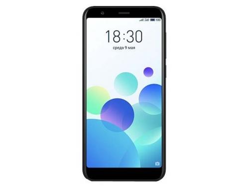 Смартфон Meizu M8C 2/16Gb, черный, вид 2