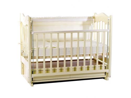Детская кроватка Ведрусс Милена, вишня, вид 3