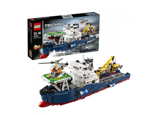 Конструктор Lego Technic Исследователь океана, вид 2