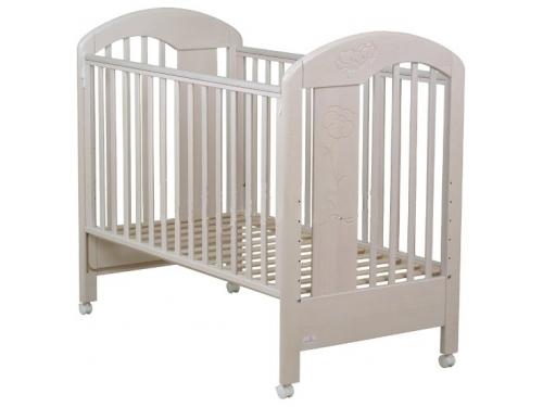 Детская кроватка Fiorellino Fiore 12347 орех, вид 6