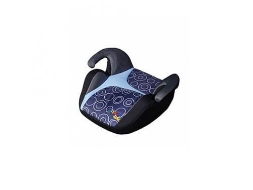 Автокресло детское Liko Baby LB 311 бустер, голубой/серый/черный, вид 3