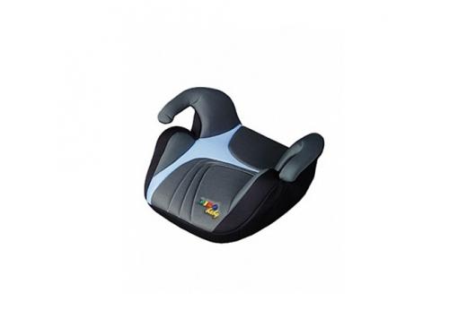Автокресло детское Liko Baby LB 311 бустер, голубой/серый/черный, вид 2