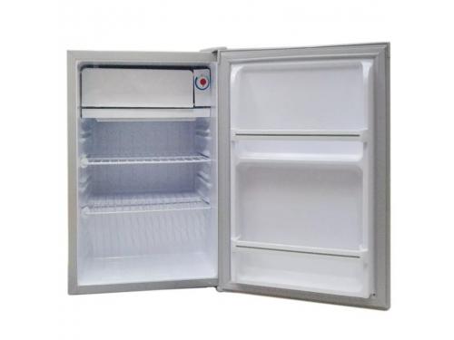 Холодильник Bravo XR-80 S, серебристый, вид 2