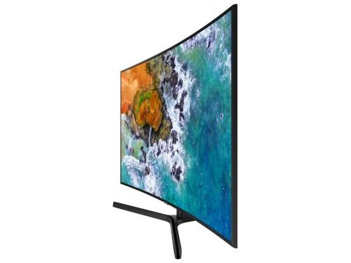 телевизор Samsung UE55NU7500U, черный, вид 5