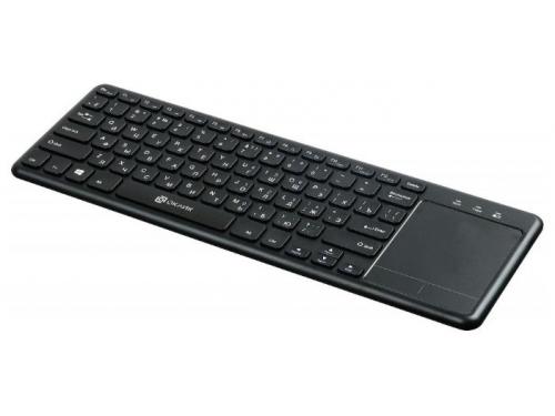 Клавиатура Oklick 830ST USB, черная, вид 1