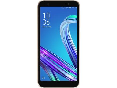 Смартфон Asus ZA550KL Zenfone Live L1 2/16Gb, золотистый, вид 1