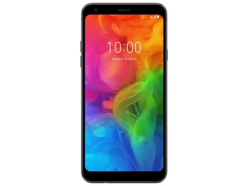 Смартфон LG Q7 Q610NM 3/32Gb, черный, вид 2