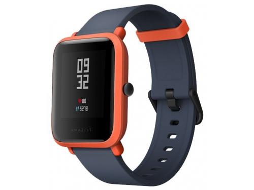 Умные часы Amazfit Bip, оранжево-синие, вид 1