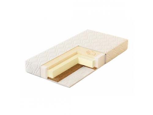 Матрас для детской кроватки Bruca Memory, 120х60см, вид 1
