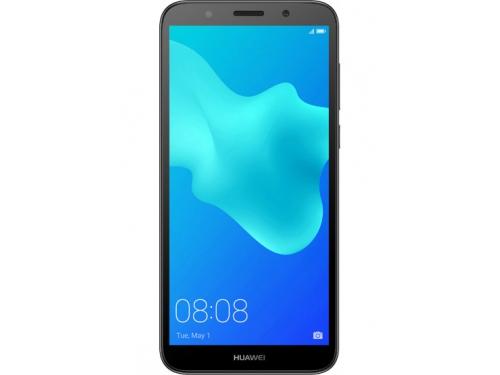 Смартфон Huawei Y5 2018 Prime 2/16 DRA-LX2, черный, вид 2