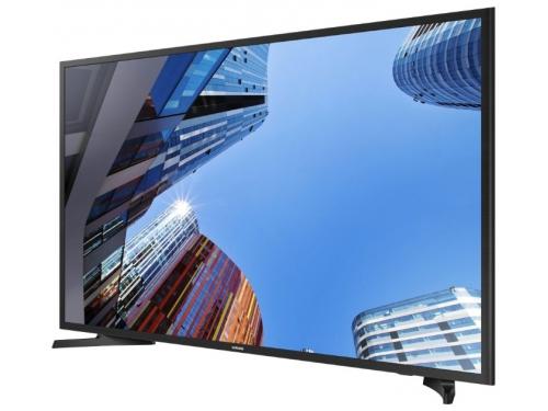 телевизор Samsung UE49N5000AU, черный, вид 1