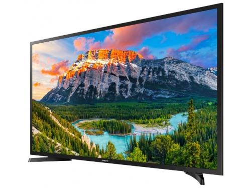 телевизор Samsung UE43N5300AU, черный, вид 3