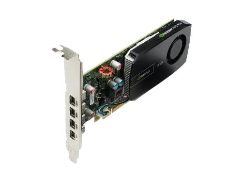 ���������� ���������������� Lenovo Quadro NVS 510 PCI-E 3.0 2048Mb 128 bit, ��� 1