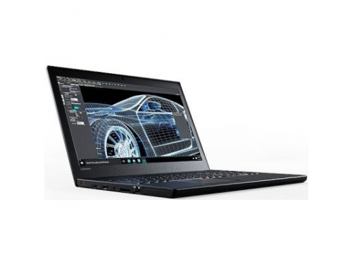 Ноутбук Lenovo ThinkPad P50s , вид 2
