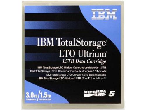 Серверный аксессуар Lenovo Ultrium 5 Data Cartridges 5-Pack, ленточный картридж, вид 1