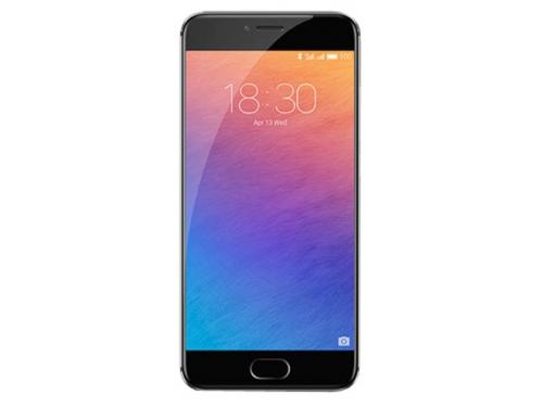 Смартфон Meizu Pro 6 32Gb, серо-черный, вид 1