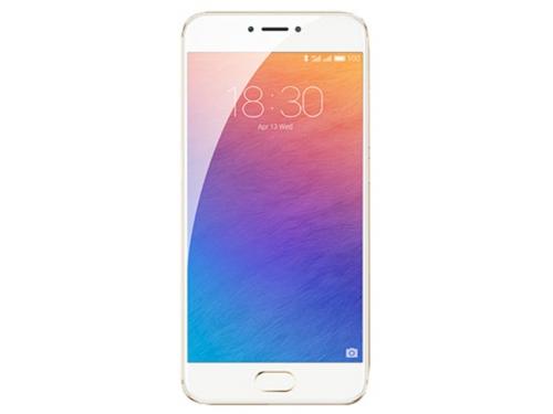 Смартфон Meizu Pro 6 64Gb, золотисто-белый, вид 1