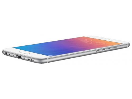 Смартфон Meizu Pro 6 32Gb, серебристо-белый, вид 1