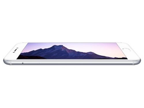 Смартфон Meizu Pro 6 32Gb, серебристо-белый, вид 2