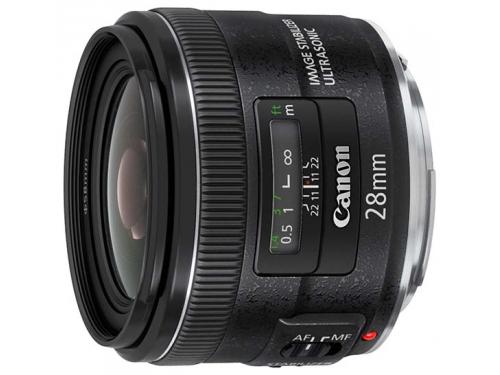 Объектив для фото Canon EF 28mm f/2.8 IS USM (5179B005), вид 1