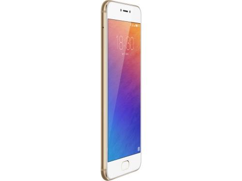 Смартфон Meizu Pro 6 32Gb, золотисто-белый, вид 1
