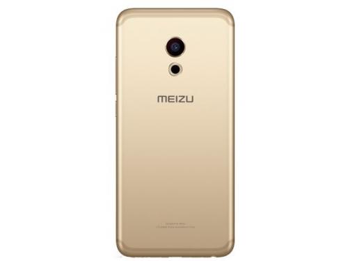 Смартфон Meizu Pro 6 32Gb, золотисто-белый, вид 3
