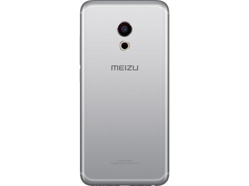 Смартфон Meizu Pro 6 32Gb, серебристо-белый, вид 3