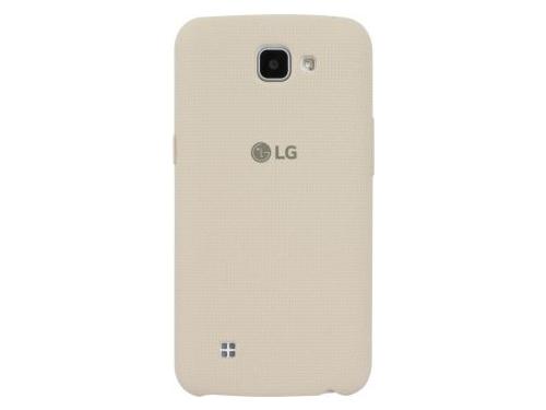 Чехол для смартфона LG для LG K130E K4 LTE, бежевый, вид 1